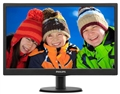203V5LHSB2  - Monitor LED Philips 19.5