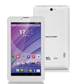 TABLET MULTILASER BRANCO M7 3G QUAD CORE CAMERA WI-FI TELA 7' MEMORIA 8GB DUAL CHIP